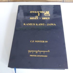 Kamus Kawi Jawa Winter Lengkap