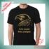 Kaos Aksara Jawa Gambar Burung Tulisan Ana Awan Ana Pangan