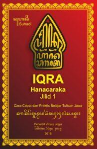 Buku Iqra Hanacaraka cara cepat belajar aksara jawa