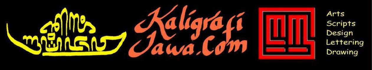Toko Kaligrafi Jawa